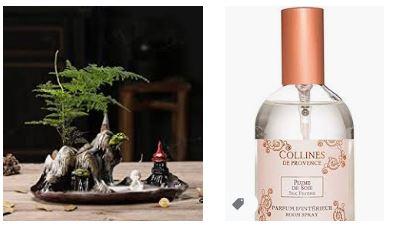 Les différents types de parfums d'intérieur et leurs avantages